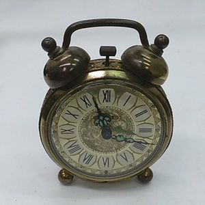Vintage elgin mini alarm o'clock